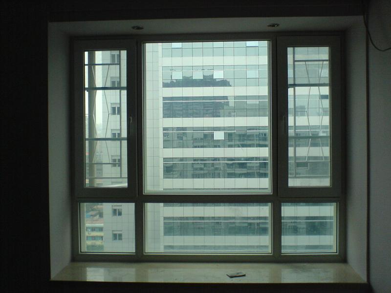 低频隔音窗